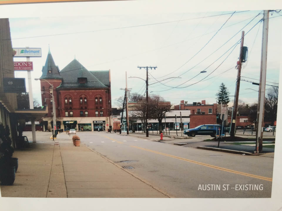 Photos from the March 2015 Austin St. Information Session