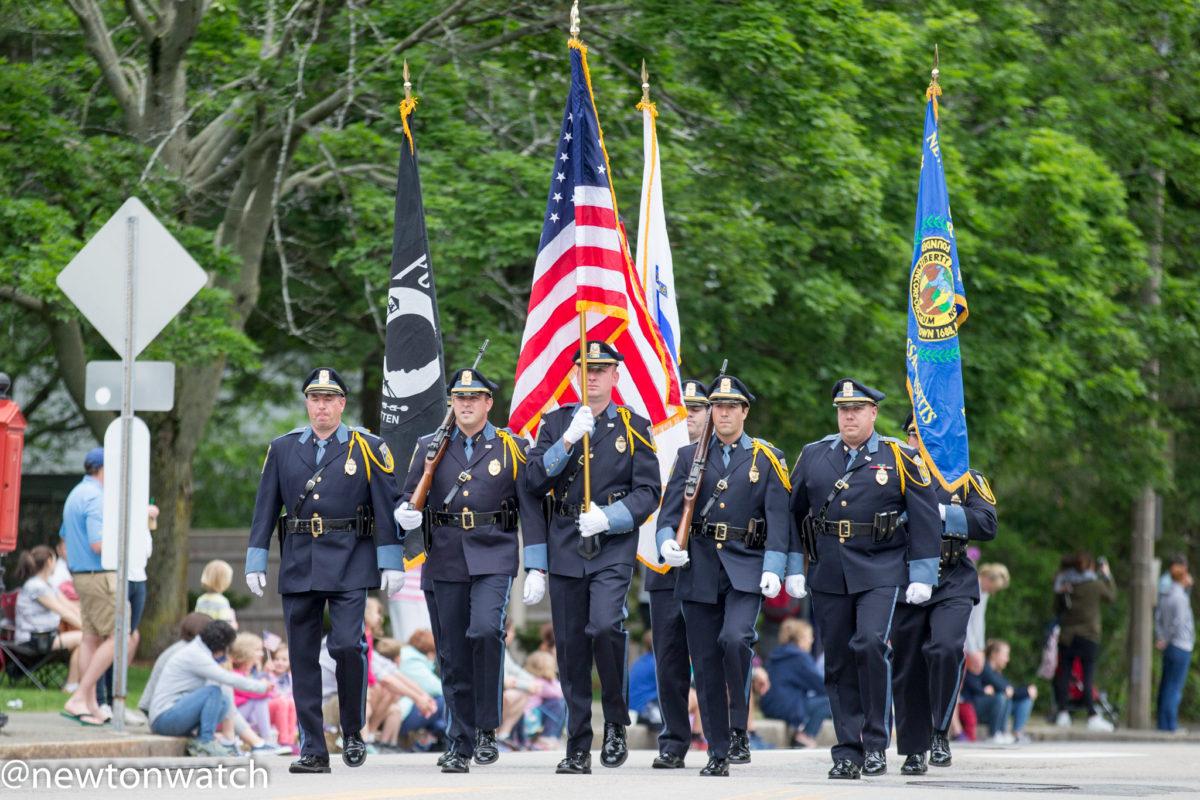 2017 Newton Memorial Day Parade