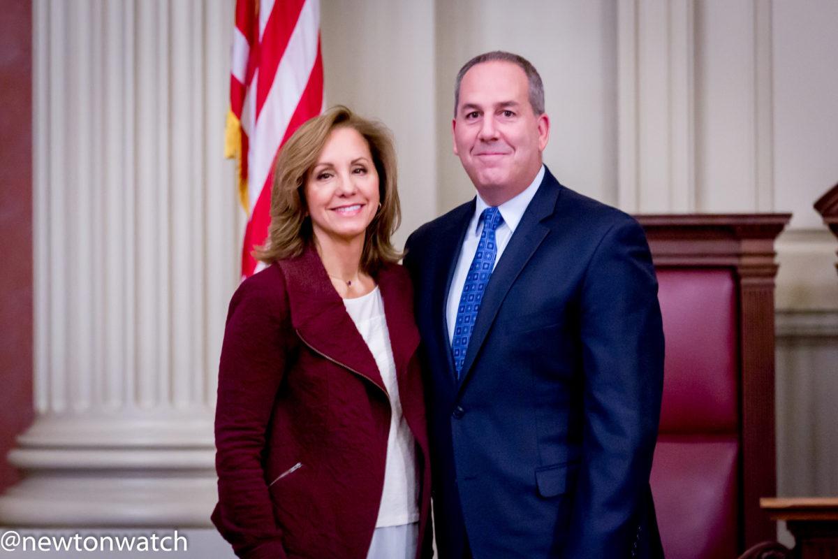 Seven City Councilors Bid Farewell to Colleagues