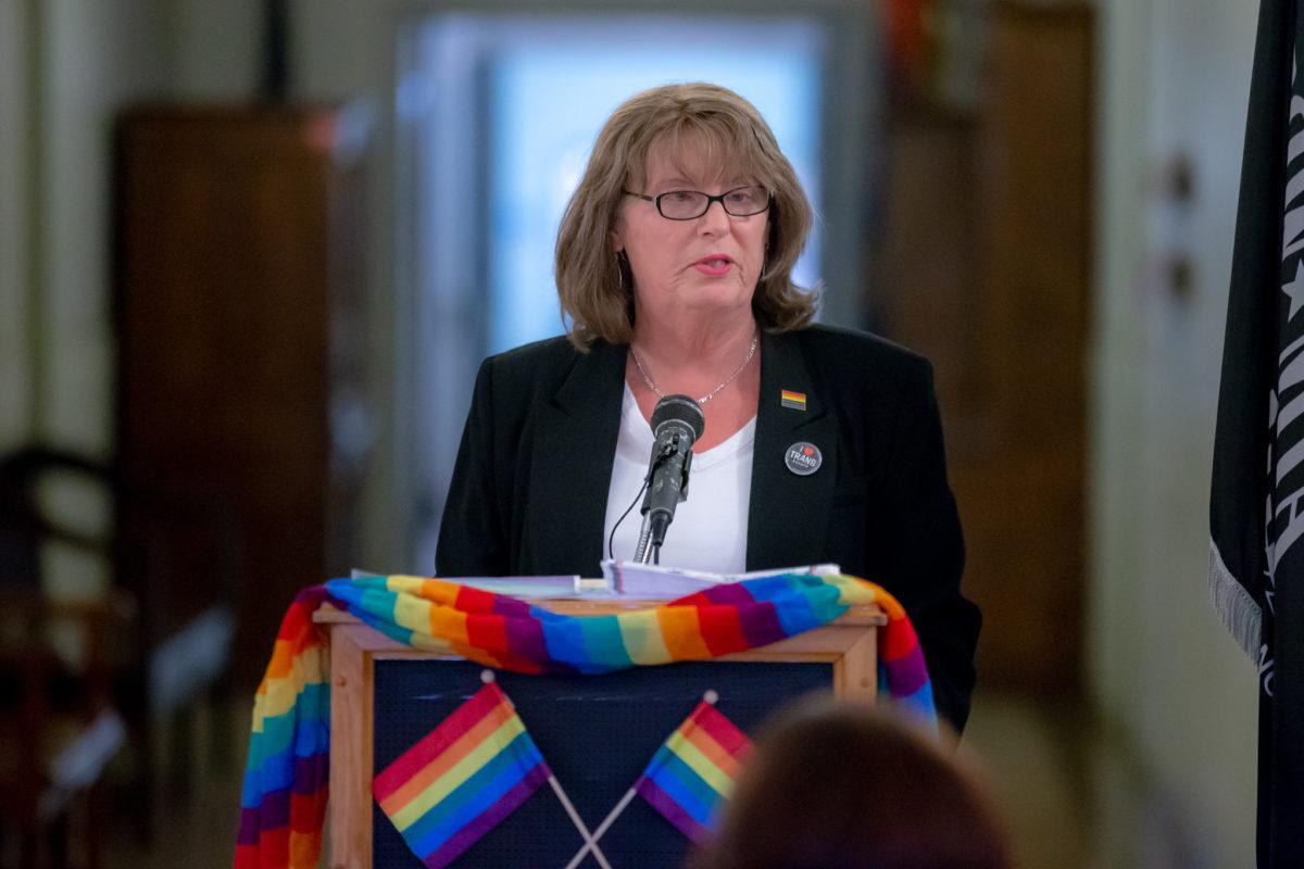 2018 LGBTQ+ Newton Pride Celebration